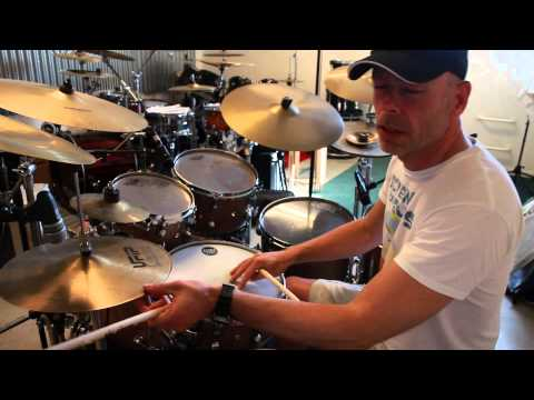 Drum walkthrough: You turn me on Her Personal Pain