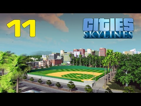 Cities: Skylines - Cap. 11 - ¡Legal!