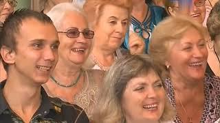 Смотреть Юмористы Юрий Гальцев Елена Воробей песня А хулиганов нет! онлайн