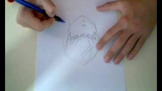 How to Draw Mello (Death Note) for smoshboy11