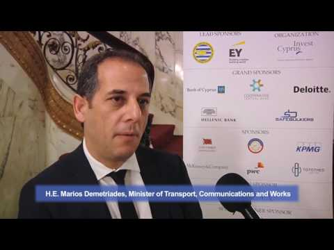 2017 Capital Link Invest in Cyprus Forum - HE Marios Demetriades Interview