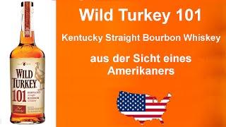 #022 - Wild Tuŗkey 101 - Kentucky Straight Bourbon Whiskey