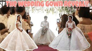 DIVISORIA WEDDING GOWN UNDER 10K BUDGET!! (THE REVEAL)