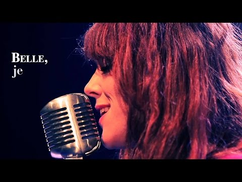 ZAZ   Belle VIDEO - Lyrics