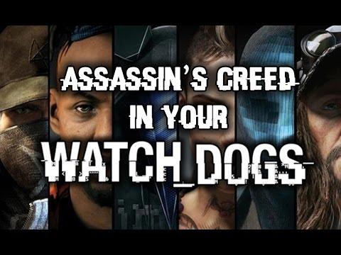 Watch Dogs  Co Op Pc Demo