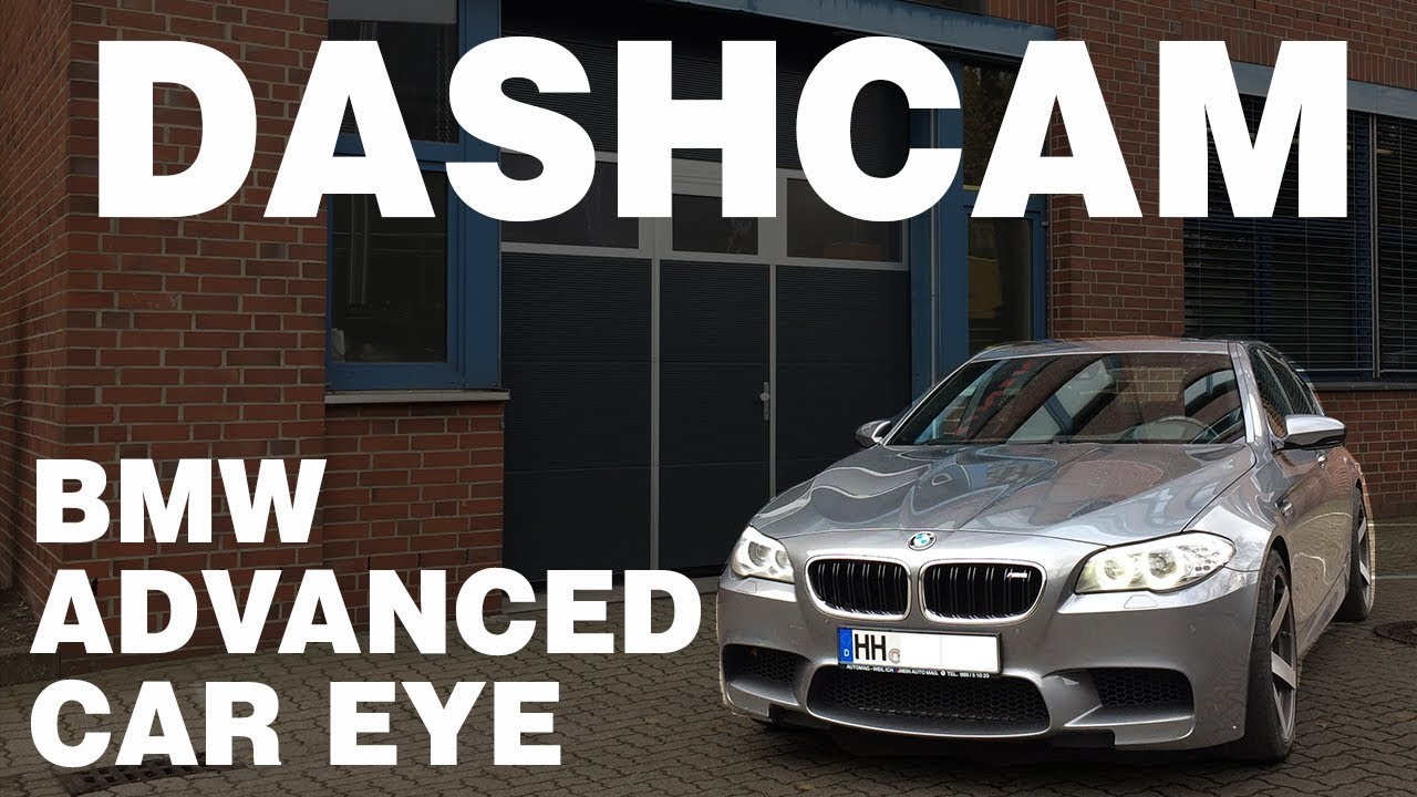 Bmw Advanced Car Eye I Bmw Dashcam I Bmw Autokamera Youtube