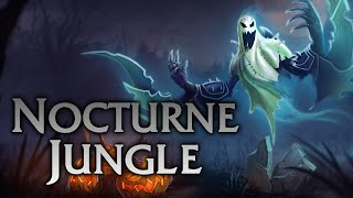 League of Legends | Haunting Nocturne Jungle - Full Game Commentary