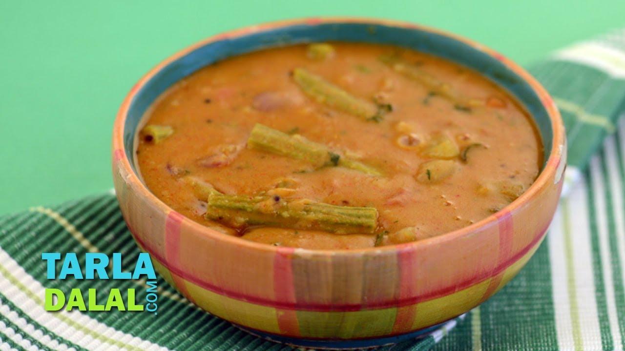 Sambhar famous sambar recipe south indian lentil recipe by tarla sambhar famous sambar recipe south indian lentil recipe by tarla dalal youtube forumfinder Images