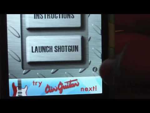 Shotgun Free iPhone App Review thumbnail