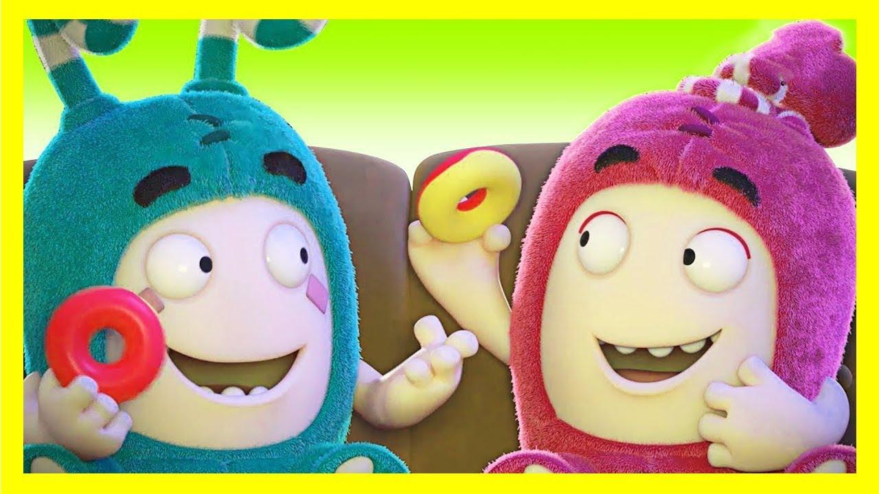 أودبودز 2019 | كاريكاتير للأطفال - 😍28 | كرتون مضحك - رسوم متحركة | برامج اطفال