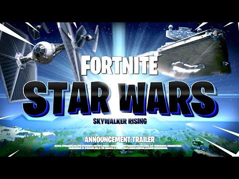 *NEW* FORTNITE STAR WARS CINEMATIC TEASER TRAILER! ALL DETAILS & LEAKS!: BR