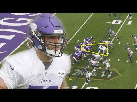 Film Study: Rookie Minnesota Vikings center Garrett Bradbury is already playing at a high level