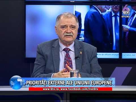 VALORI EUROATLANTICE 2017.03.12 - PRIORITĂŢI EXTERNE ALE UNIUNII EUROPENE