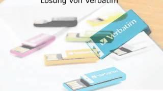 Verbatim Clip-it USB Drive