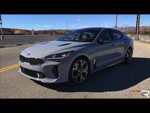 2018 Kia Stinger GT Redline Review