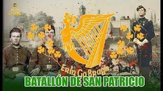 El batallón de San Patricio, los extranjeros que pelearon por México