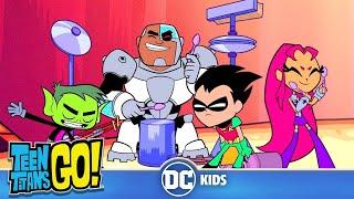 Teen Titans Go! en Français | La quête du son | DC Kids