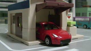 뽀로로 자동차 장난감 차고지 Pororo Toys Garage