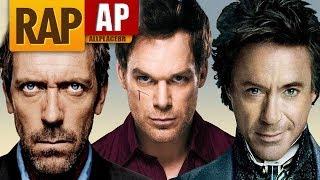 Rap dos Dedutores ( Dr. House, Sherlock Holmes e Dexter ) | AllPlace Grupo #06