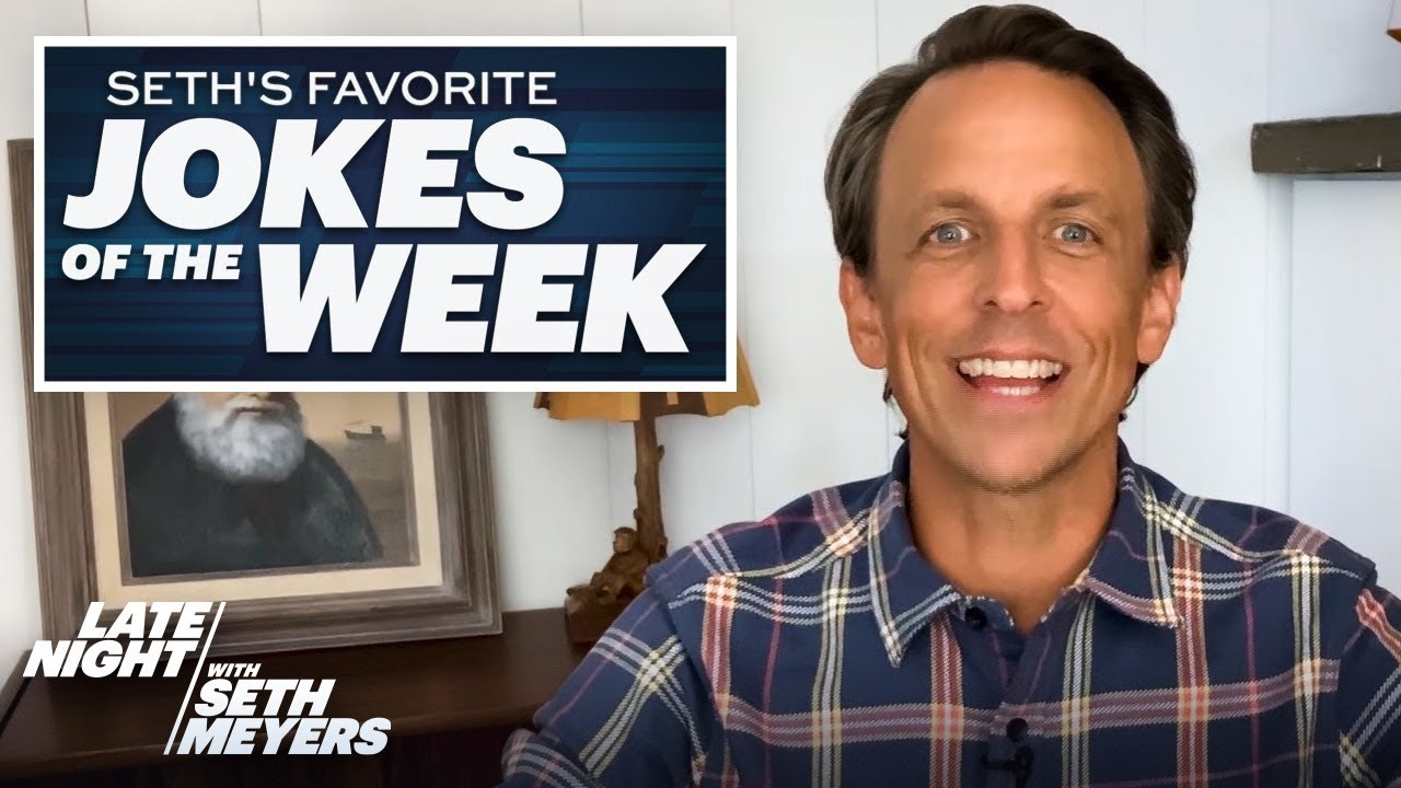 Seth's Favorite Jokes of the Week: Martha Stewart's Birthday, Sean Hannity's Book