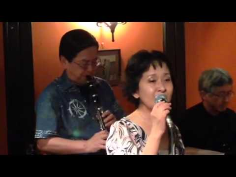 Twilight Special Jazz & Bar em's Pro-Ama Quartet (e-PAQ) on 12 July 2014( I Wish You Love )