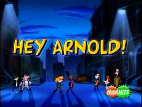 Hey Arnold - Ending ( Jack Sheldon ) + Descarga