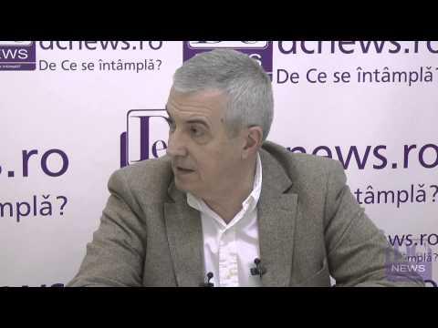 Interviu cu Calin Popescu Tăriceanu