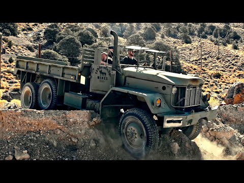 The Diesel Brothers Surprised Me With A Military Truck!