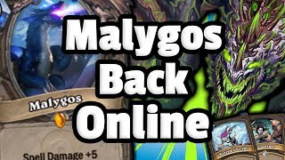Malygos Rogue Is BACK ONLINE - Descent Of Dragons Hearthstone