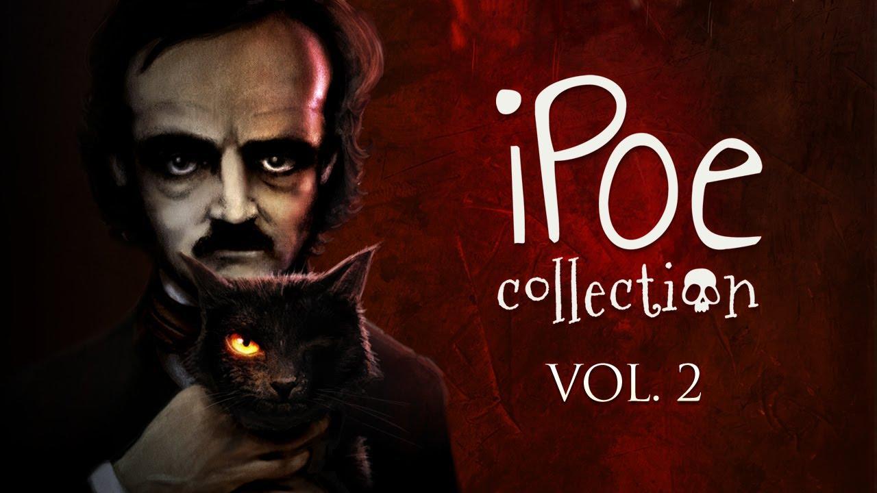 iPoe 2 - Cuentos interactivos de Edgar Allan Poe - YouTube