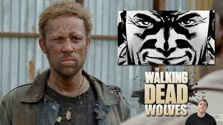 The Walking Dead Season 6 – Are the Wolves Part of the Saviors?