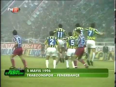 Futbol tarihinde damga vuran maç! TS-FB 1996!