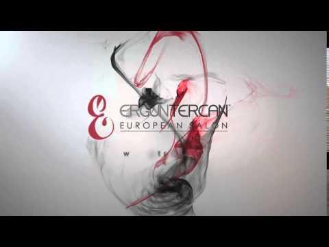 Ergun Tercan European Salon Logo Animation