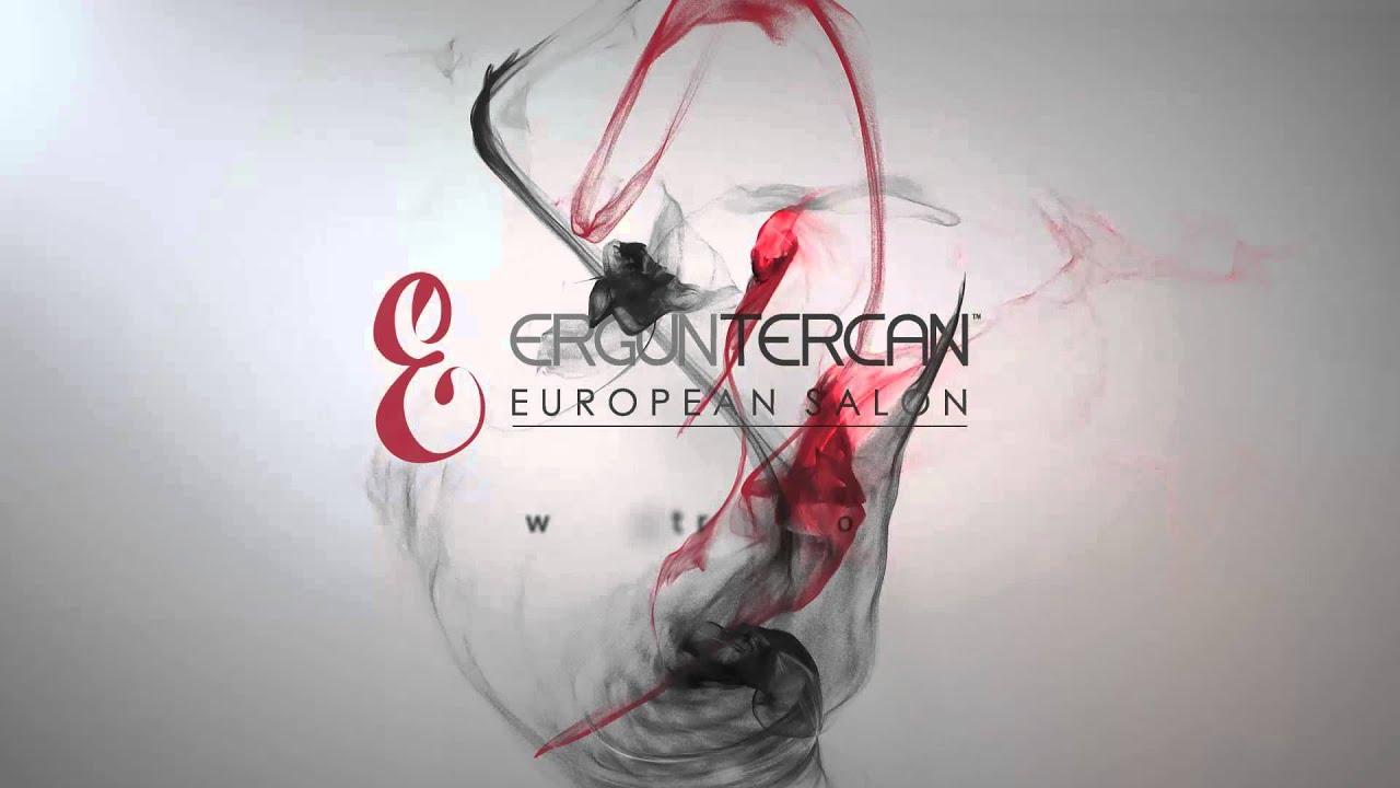 Ergun Tercan European Salon Logo Animation | Salon và các thông tin mới nhất