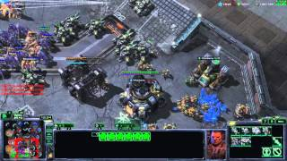 StarCraft 2: Legacy of the Void - 3v3 - Online Match 8 (Live)