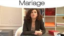 Contrat de mariage et régime matrimonial , que choisir ?