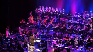 Repeat youtube video Metal Gear Solid 2 - Main Theme (Live Orchestra) 2014