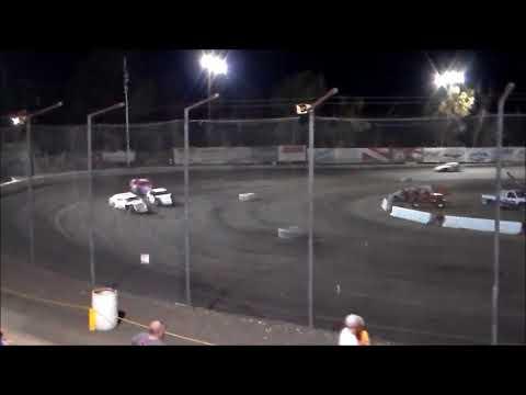 IMCA Sport Mods Heat 1 - Bakersfield Speedway - 9.16.17