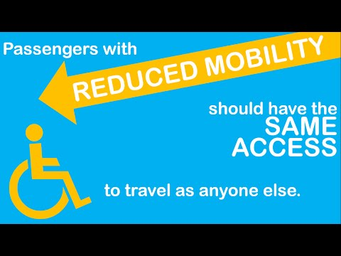Reduced Mobility Passenger Rights in the EU