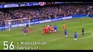 Didier Drogba Top 100 Goals For Chelsea