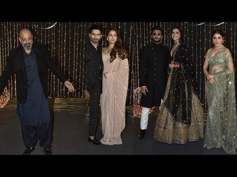 Priyanka Chopra - Nick Jonas Grand Reception Full HD | Salman Khan, Deepika Padukone, Ranveer Singh