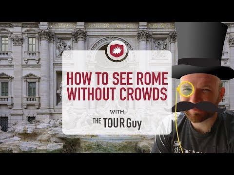 Best of Rome Without the Crowds