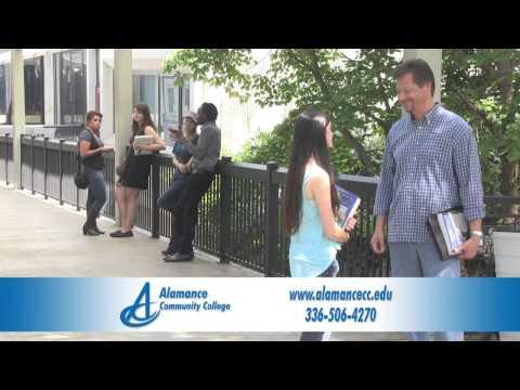 Video Production|TV Commercial Burlington, Greensboro NC- Alamance Community College