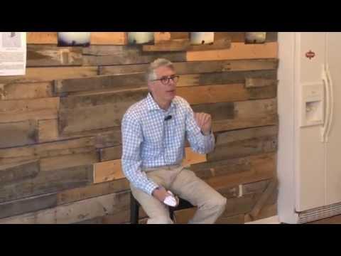 Weekly Startup Meetup: Michael Phelan @OsageVP @SevOneInc