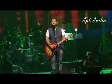 ARIJIT Singh  live ( Na Jane koi)