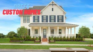 Drees Custom Homes - Dallas \u0026 Fort Worth Model Home Tour