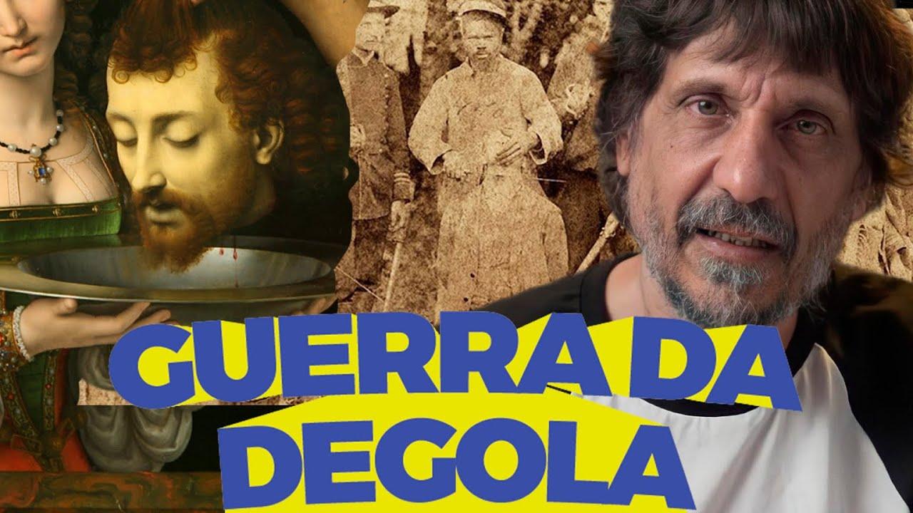 GUERRA DA DEGOLA: REVOLUÇÃO FEDERALISTA DE 1893 - EDUARDO BUENO