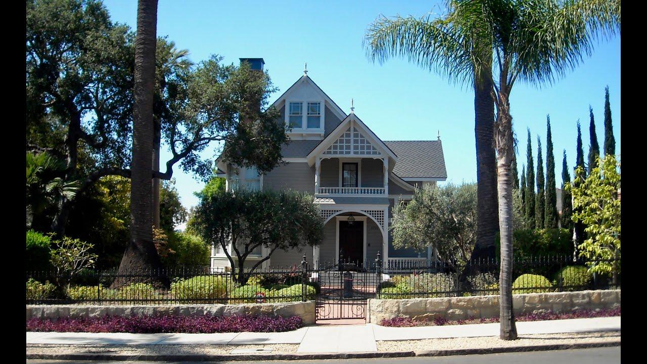 Homes of Santa Barbara, California