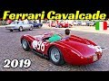 Ferrari Cavalcade Classiche On The Way to Rome 2019 - Maranello Preview - 375MM, 250 GTL, Daytona