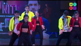 Download Mp3 Western Group Dance Showcase By Misba From Guru Gobind Singh College Of Commerce